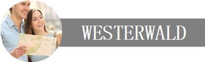 Deine Unternehmen, Dein Urlaub im Westerwald Logo